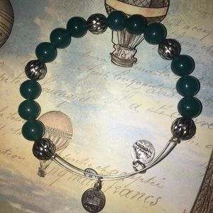 Beaded Alex and Ani Bracelet